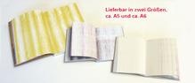 Artcycling Book, Schreibbuch DIN A6