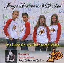 Junge Dichter und Denker - Das kleine Ein-mal-Eins singend lernen, 1 Audio-CD