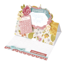 Sizzix Movers&Shapers XL - Card, Fancy Label Stand-Ups, SB-Blister 1Stück, 12,70x8,89cm