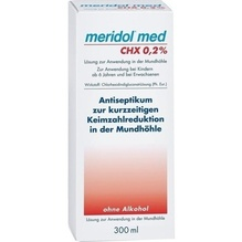 Meridol med Chx 0,2% Spülung 300 ml