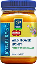 Wildblüten Honig (Wild Flower Honey) Manuka Health cremig 500g