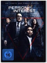 Person of Interest, 3 DVDs. Staffel.5