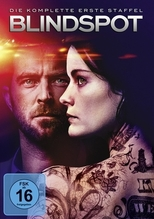 Blindspot, 5 DVDs. Staffel.1