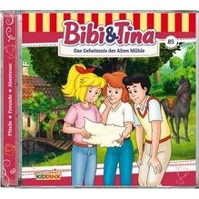 Bibi & Tina - Das Geheimnis der alten Mühle, Audio-CD