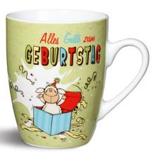 NICI Porzellan-Tasse 'Alles Gute zum GEBURTSTAG'