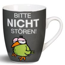 NICI Porzellan-Tasse 'Bitte nicht stören!'