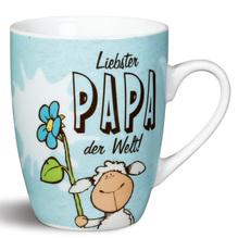 NICI Porzellantasse 'Liebster PAPA der Welt!'