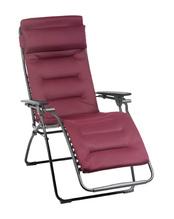Lafuma Futura Air Comfort Relaxsessel  bord./Gestellt schwarz