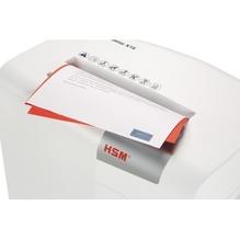 HSM Aktenvernichter shredstar X15 1030121 Partikel 4x35mm weiß