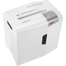 HSM Aktenvernichter Shredstar X8 1044121 Partikel 4x38mm weiß