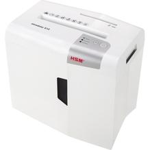 HSM Aktenvernichter Shredstar S10 1042121 Streifen 6mm weiß