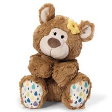 Nici Kuscheltier Classic 'Bear Bären-Mädchen' karamell, 25 cm