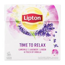 Lipton Kräuter Tee Time to Relax