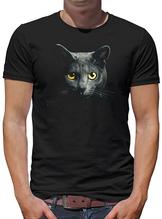 T-Shirt Katze