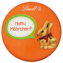 Lindt Möhren-Taler 'Hattu Möhrchen', 30g