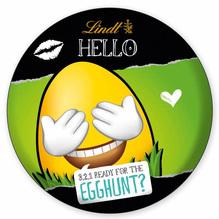 Lindt HELLO Emotis Easter 'Ready for the Egghunt?', 30g
