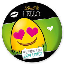 Lindt HELLO Emotis Easter 'Wishing You happy Easter!', 30g