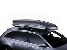 THULE Dynamic 900 L Dachbox - titan glänzend