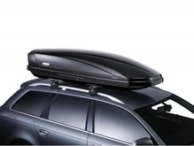 THULE Motion 900 XXL Dachbox - schwarz glänzend