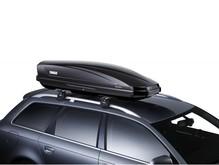 THULE Motion Sport 600 Dachbox - schwarz glänzend