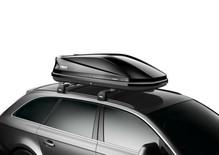 THULE Touring 200 M Dachox - schwarz glänzend
