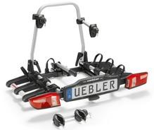 Uebler X31S inkl. Kennzeichen Fahrradträger Heckträger Faltbar für 3 Fahrräde...