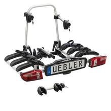 UEBLER P32 S inkl. Erweiterung Fahrradträger 4er