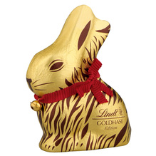 Lindt 'Goldhase Animal Print' Vollmilch, 100g