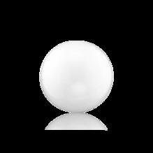 Engelsrufer Klangkugel weiß 20 mm (L) ERS-01-L