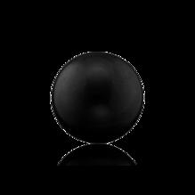 Engelsrufer Klangkugel schwarz 20 mm (L) ERS-02-L
