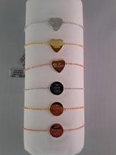 XENOX Armband in Silber mit Anhänger