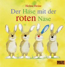 Der Hase mit der roten Nase   Heine, Helme