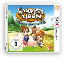 3DS Harvest Moon: The Lost Valley
