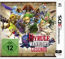 3DS Hyrule Warriors: Legends
