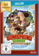 Wii U Donkey Kong Country Tropical Freeze Selects