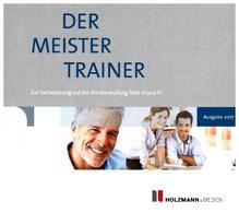 Der MeisterTrainer zur Handwerker-Fibel, 1 CD-ROM   Semper, Lothar; Gress, Bernhard