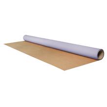 Geschenkpapier Rolle Kraft, 70x200cm, 1 seitig bedruckt, 60g/m2, lavendel