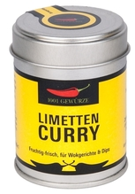 Limettencurry