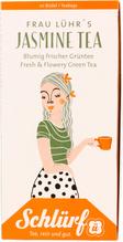 Schlürf Tee Büdel Frau Lühr´s Grüner Tee mit Jasmin