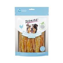 Dokas Dog Snack Hühnerbrust in Streifen 250g