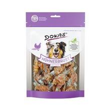 Dokas Dog Snack Hühnerbrust mit Fisch 220g