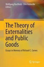 The Theory of Externalities and Public Goods