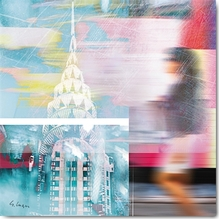 Digitaldruck auf Plexiglas - Gerry Luger