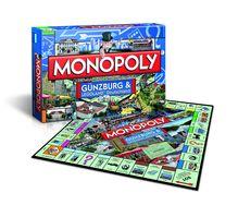 """Monopoly –Edition """"Günzburg & LEGOLAND® Deutschland"""""""