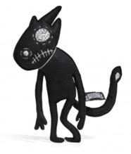 Pechkeks Stofftier Depri Devil