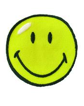 Applikationen - Patches - zum Aufbügeln - Smiley