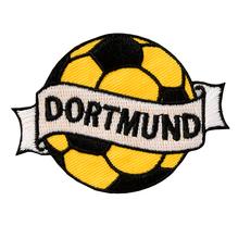 Applikationen - Patches - zum Aufbügeln - Fußball BvB Dortmund