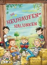 Die Heuhaufen-Halunken | Gerhardt, Sven