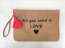 Statemant Tasche All you need is love