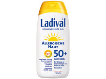 Ladival allergische Haut Gel LSF 50+200ml